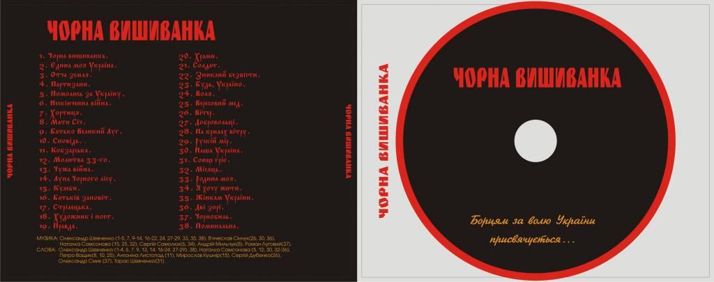 Друк на CD-R дисках
