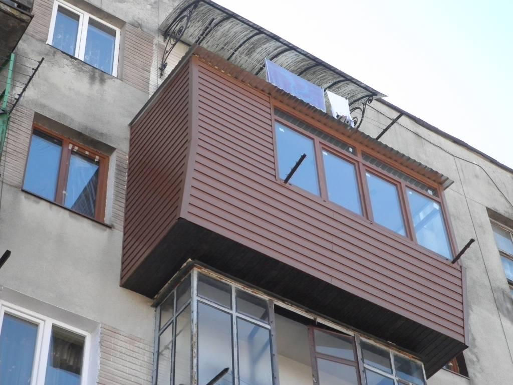 Балкони під ключ (ЯКІСНО ТА НЕ ДОРОГО)