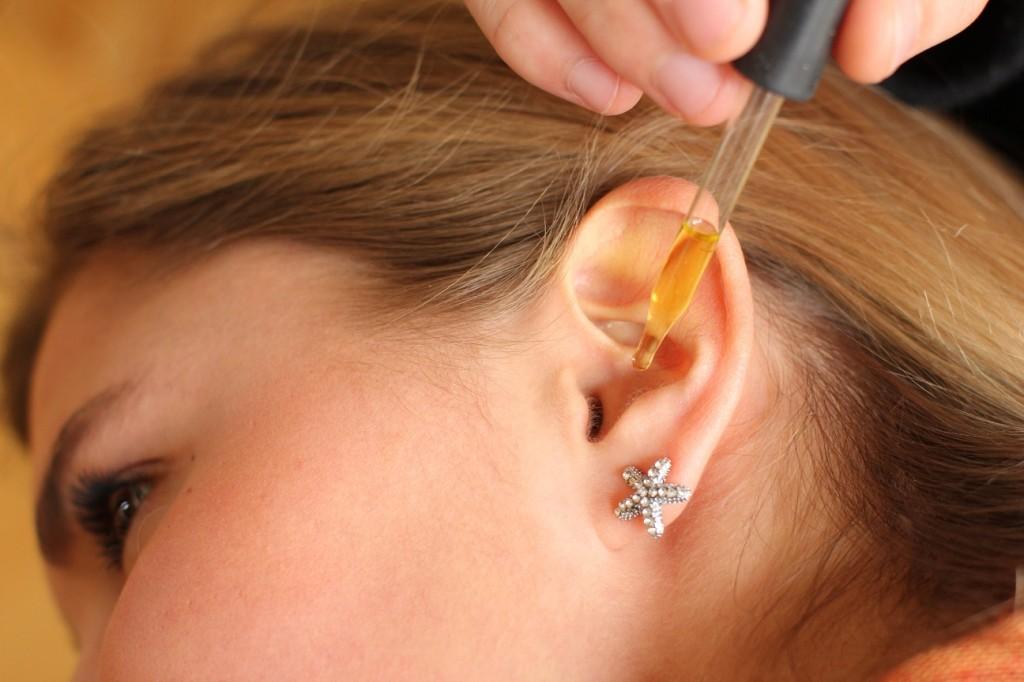Закапування вуха, вушні краплі