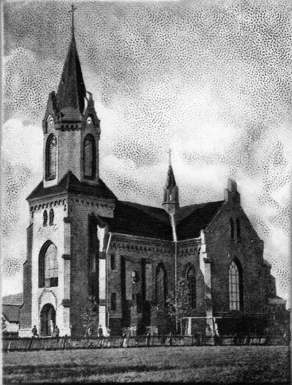 церква Святої Анни, Волянка